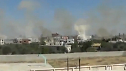 Fighting in souther Syria