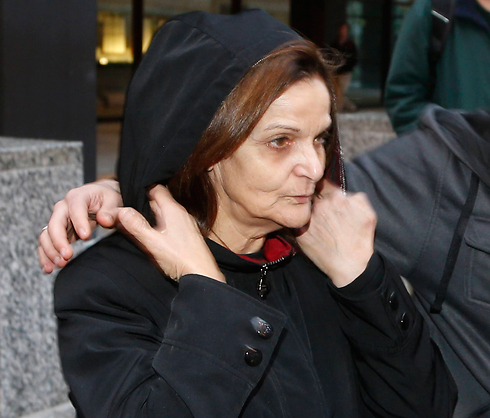 Rasmieh Yousef Odeh, responsible for 1969 bombing in Jerusalem (Photo: AP)