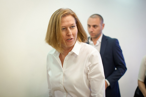 Justice Minister Tzipi Livni. Resuming peace process (Emil Salman) (Photo: Emil Salman)