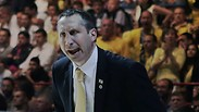 Maccabi Tel Aviv coach David Blatt Photo: Reuben Schwartz