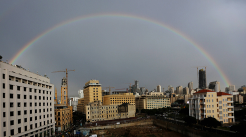 Beirut. The calm after the storm (Photo: AP)