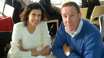 Emanuel and Miriam Riva: Israeli victims of Jihadists returning to Europe.