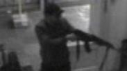 CCTV footage of Jewish Museum shooter
