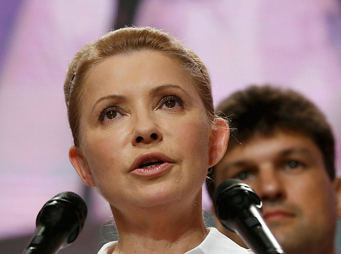 Accused Poroshenko of corruption - Yulia Tymoshenko (Photo: Reuters)