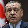 Turkish Prime Minister Erdogan Photo: AFP