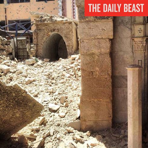 Photo: The Daily Beast (Photo: The Daily Beast)