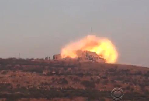 לכתבה! פיגוע התאבדות של אמריקני בסוריה
