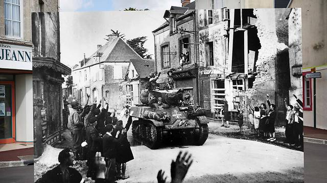 The Allied forces in Normandy (Photo: Getty Images)