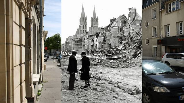 Normandy streets (Photo: Getty Images)