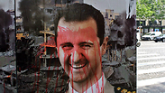 Assad: Security our top concern Photo: AFP