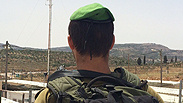 N., a Nahal Brigade commander. Photo: IDF Spokesman