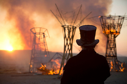 Image by Associated Press photographer Oded Balilty