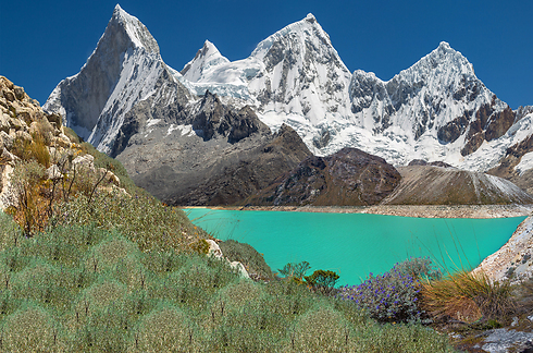 Mount Pisco in the Cordillera Blanca mountain range (Photo: Shutterstock)