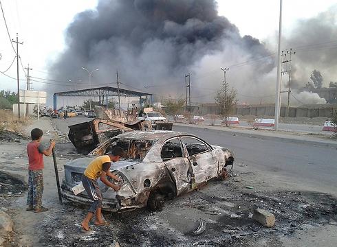 Mosul (Photo: Reuters)