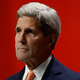 US Secretary of State John Kerry Photo: EPA