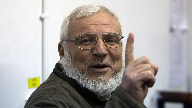 Aziz Duwaik (Photo: AFP)
