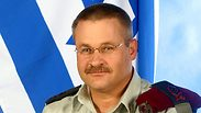 Major-General (res.) Israel Ziv Photo: IDF Spokesperson's Unit