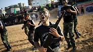 Hamas' summer-camp Photo: EPA