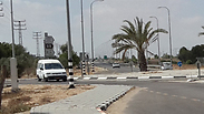 The area the terrorist infiltrated to Photo: Roee Idan