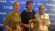 Rachel Frenkel, Bat Galim Shaer and Iris Yifrach