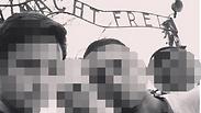 Selfies @ Auschwitz