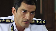Egyptian actor Amar Waked as a corrupt police officer