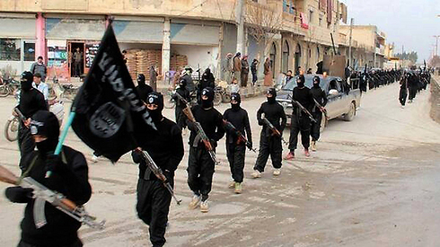 ISIS militants in Syria (Photo: AP) (Photo: AP)