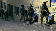 IDF soldiers in Hebron Photo: EPA