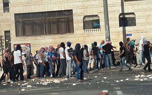 לכתבה בלבד! נער ערבי נרצח שועפט רצח ירושלים