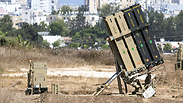 Iron Dome Photo: AFP
