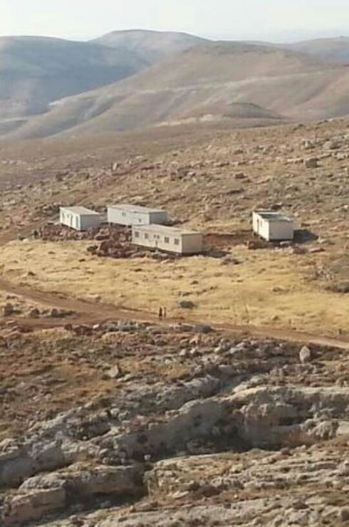 One of the new settlements in Gush Etzion. (Photo: Gush Etzion Regional Council) (Photo: Gush Etzion Regional Council)