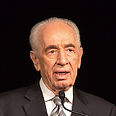 President Shimon Peres Photo: AFP