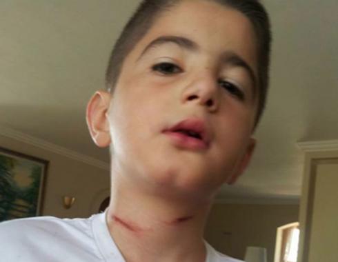 Mussa Zalum - boy gang attempted to kidnap