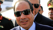 Egyptian President al-Sisi Photo: Reuters