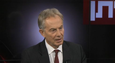 Blair to fight against anti-Semitism in Europe