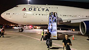 Delta Airlines plane Photo: AP