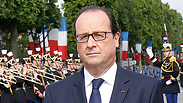 French President Francois Hollande Photo: EPA