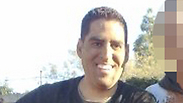 Dror Hanin, 37, was killed by mortar fire from Gaza