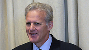 Former Israeli ambassador to the US Michael Oren Photo: Alex Kolomoisky