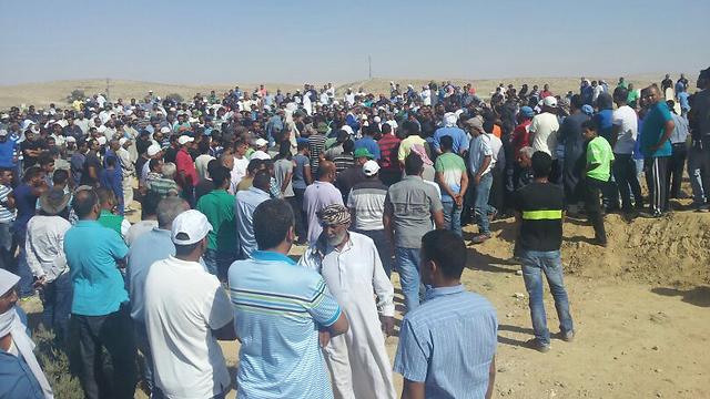 הלווייתו של עודה אל-וודג' ()