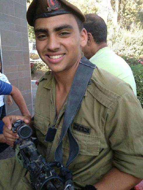 Staff Sgt. Tal Yifrach