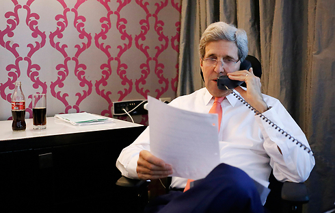 US Secretary of State John Kerry (Photo: AP) Photo: AP