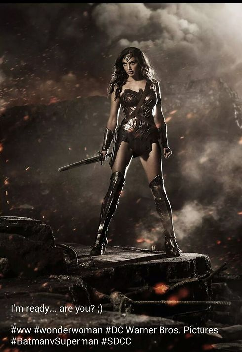 Picture from Gal Gadot's Facebook page