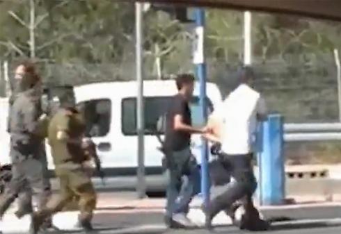 Suspect arrested at checkpoint near Jerusalem