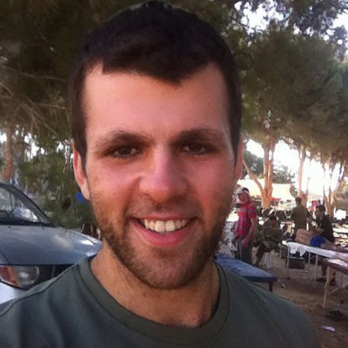 Fallen soldier Guy Algranati, 20-year-old from Tel Aviv