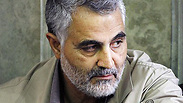 Maj.-Gen. Qassem Suleimani Photo: Fars