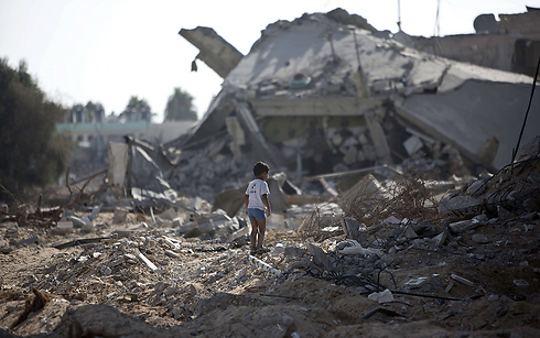 Saja'iyya, Friday (Photo: AFP) (Photo: AFP)