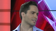 Michael Lucas shows support for Israel