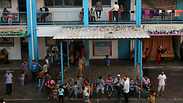 UNRWA school in Gaza Photo: EPA