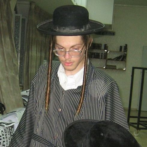 Avrohom Wallis (Photo: Courtesy) Photo: Courtesy